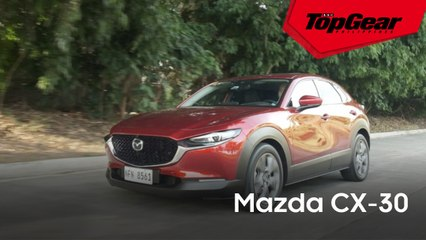 The Mazda CX-30 is Top Gear PH's 2020 Car of the Year