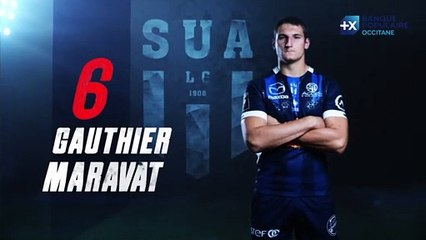 J22TOP14 : Le XV agenais face à Toulon !