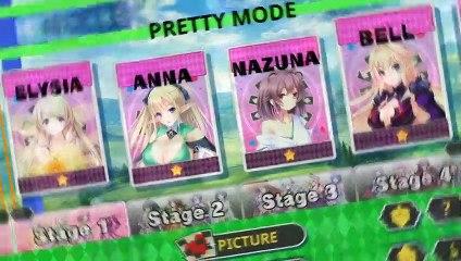 Poker Pretty Girls Battle: Fantasy World Edition Console Trailer