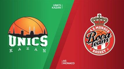 7Days EuroCup Highlights Finals, Game 2: UNICS 83-86 Monaco