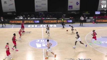 Dijon Highlights vs. Cholet