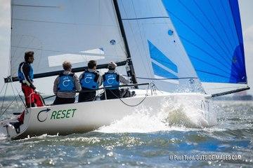 Helly Hansen NOOD Regatta Annapolis Friday Highlights