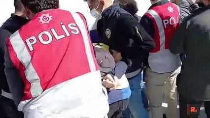 İstanbul'da 1 Mayıs: Taksim'e çıkmak isteyen en az 80 kişi gözaltında