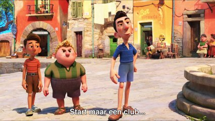 Luca Film Trailer