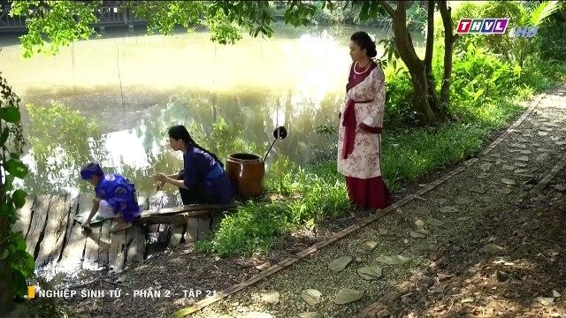 Nghiệp Sinh Tử Phần 2 Tập 21 - Ngày 1/5/2021 - Phim Việt Nam THVL1