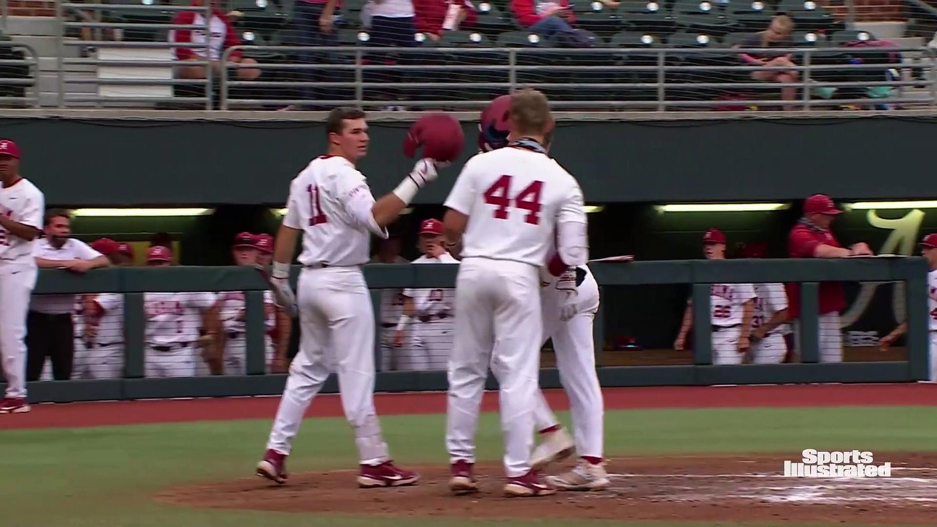 Highlights: Alabama Baseball 11, Missouri 8