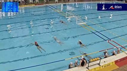 División de Honor Femenina 20/21 Jornada 16 Grupo C: C.N Sant Andreu vs C.E. Mediterrani (7)