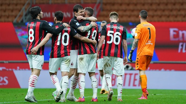 Milan-Benevento, Serie A 2020/21: gli highlights