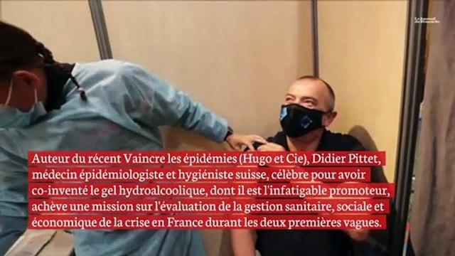 """L'infectiologue Didier Pittet : """"L'automne ne sera pas facile"""""""