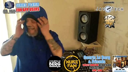 Episode 198 Courts Le Berg & Friends  (Underground House)