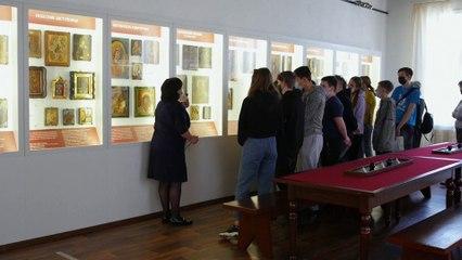 Russia,  icone religiose protagoniste al museo di Suzun