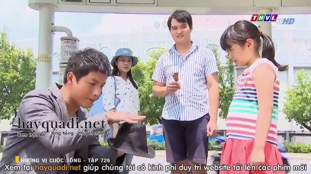 hương vị cuộc sống tập 726 - phim thvl3 long tieng - xem phim huong vi cuoc song tap 727