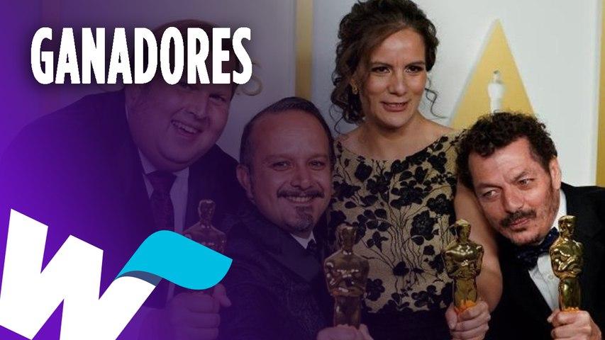 Entrevista EXCLUSIVA con los mexicanos ganadores del Oscar 2021