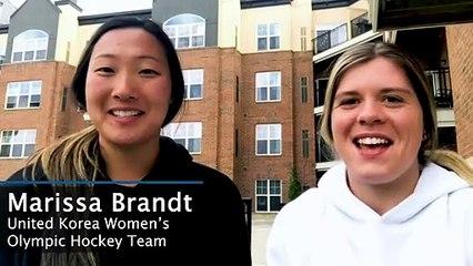 #Fosterchallenge Psa/Promo Video: U.S. Women'S Olympic Hockey Team - The Brandt Sisters