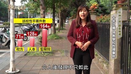 十年之痛 特教學校性侵事件|吹哨之後 調查報導|華視新聞雜誌完整版 EP2271 2021.04.30