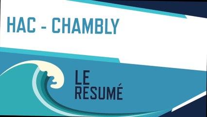 HAC - Chambly (2-4) : le résumé du match