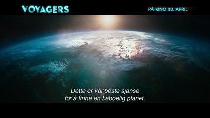 Voyagers  Film Trailer