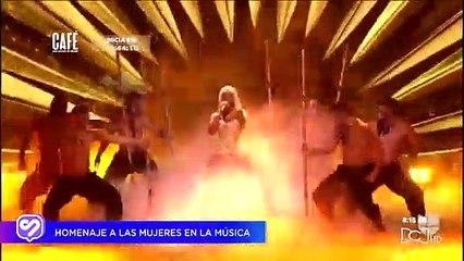 Goyo, protagonista en homenaje de los Latin Grammy para las mujeres