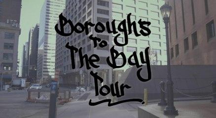 Arizona Iced Tea, Boroughs To The Bay Tour