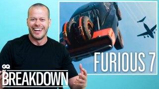 Skydiver Breaks Down Skydiving Scenes from Movies