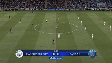Manchester City - PSG : notre simulation FIFA 21 (demi finale retour de la Ligue des Champions)