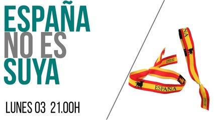 Juan Carlos Monedero: España no es suya - En la Frontera, 3 de mayo de 2021