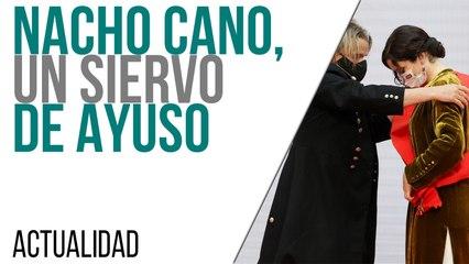 Nacho Cano, un siervo de Ayuso - En la Frontera, 3 de mayo de 2021