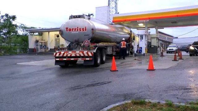 A shortage of tanker truck drivers could cause stations to run out of gas
