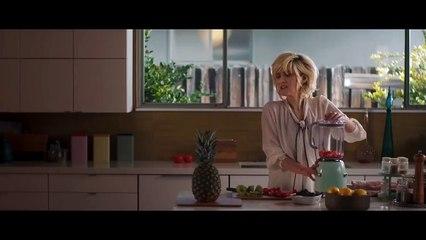 Timothée Chalamet, Winona Ryder  Edgar Scissorhands ScissorHandsFree Cadillac Lyriq Super Bowl Ad