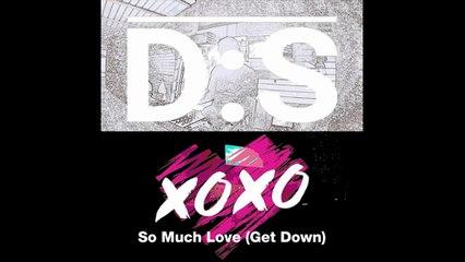 Dean Sutton - So Much Love (Get Down)