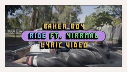 Baker Boy - Ride