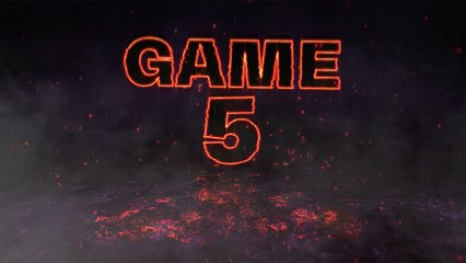 Game 5: Yes, believe the hype!
