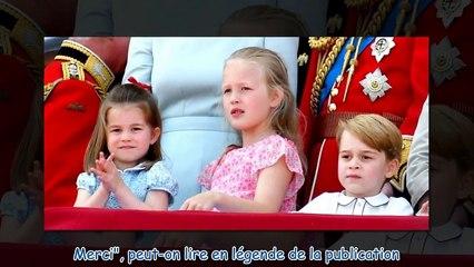 Kate Middleton - sa fille la princesse Charlotte s'affiche dans une adorable marinière au prix très