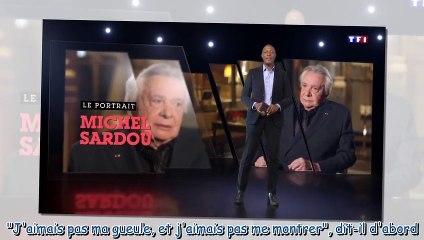 Michel Sardou - pourquoi le chanteur a toujours eu du mal à se montrer