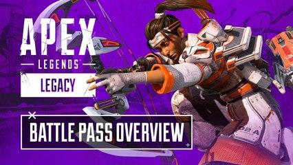 Apex Legends - Official Legacy Battle Pass Trailer