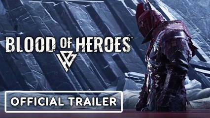 Blood of Heroes - Official Closed Beta Gameplay Trailer