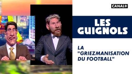 """La """"Griezmanisation du football"""" - Les Guignols - CANAL+"""