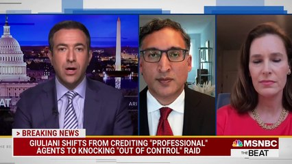 Trump In Trouble Giuliani Criminal Probe Raid Rattles Trumpworld