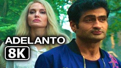 Adelanto SUBTITULADO | The Eternals, Spider-Man: No Way Home, Thor: Love and Thunder, Viuda negra
