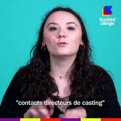Comment percer dans les séries ?    Lauréna Thellier