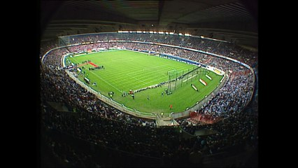 Finale Coupe de France 1996 : Auxerre-Nîmes