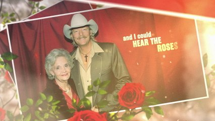 Alan Jackson - Where Her Heart Has Always Been (Written for Mama's funeral with an old recording of her reading from the Bible)