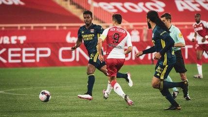 Highlights : AS Monaco 2-3 Olympique Lyonnais