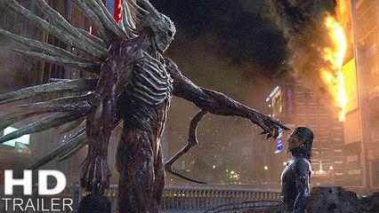 OCCUPATION- Rainfall Official Trailer (2021) Alien