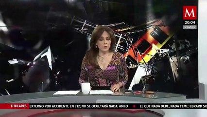 Milenio Noticias, con Elisa Alanís, 04 de mayo de 2021