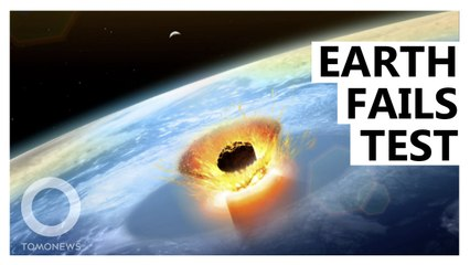 Earth's Scientists Can't Stop NASA's Killer Asteroid