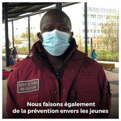 Dans les coulisses de Paris : Ousseyni, médiateur à la Ville de Paris