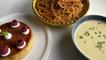 Soupe de maïs au poulet, Spaghettis aux poulpes, Gâteau kodrat kader -  koujinet romdhan 4  Ep 23