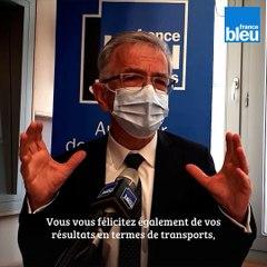 """Régionales en Centre-Val de Loire : """"je n'ai pas peur du dégagisme ambiant"""" assure le socialiste François Bonneau"""