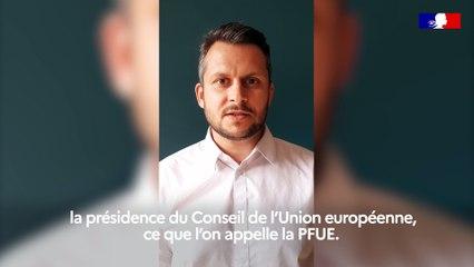 Fabien Pérouze, chef du bureau environnement et risques à la DAEI